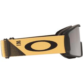 Oakley Line Miner XL Signature Gafas de Nieve Hombre, gris/beige
